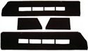 Picture of 1984 Oldsmobile Cutlass Door Panels