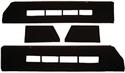 Picture of 1984 Oldsmobile Cutlass Door Panels